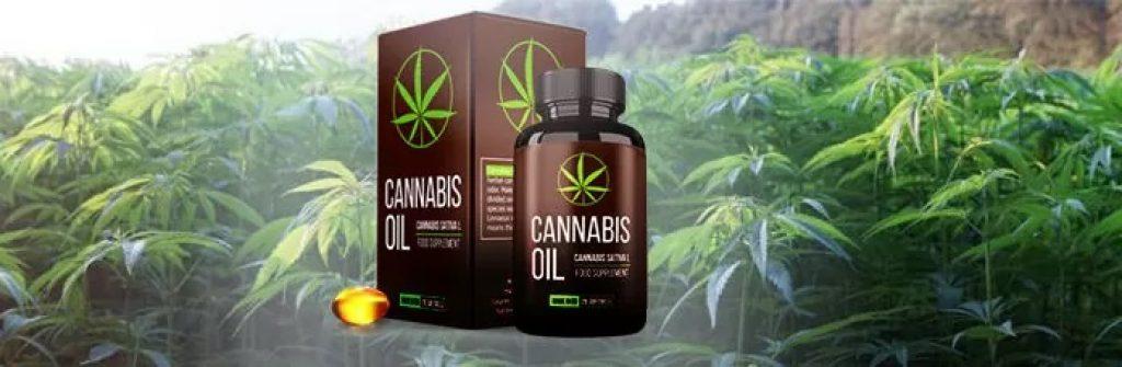 Essayez Cannabis oil, qui ne contient que des ingrédients naturels!